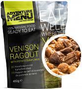 Adventure menu Jelení ragů s bramborovými knedlíčky