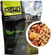 Adventure menu Tandoori Quinoa - VEGAN